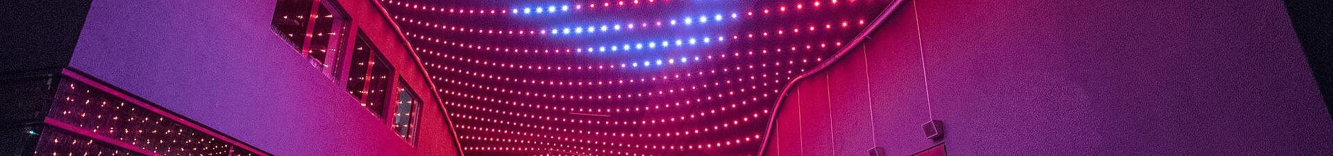 LED Lichtdesign X-LED Carl Stahl Architektur WCCB Bonn