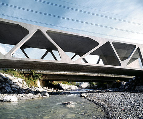 bridge safety X-TEND stainless steel cable mesh