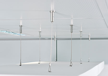 FLOOR, CEILING AND WALL ATTACHMENTS