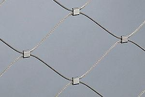 Maschenweite X-TEND Edelstahl-Seilnetz