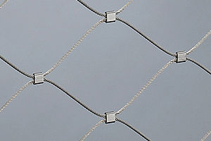 mesh width