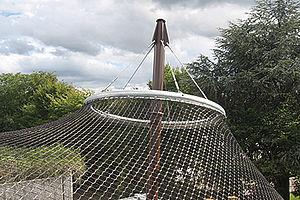 suspended pylon ring