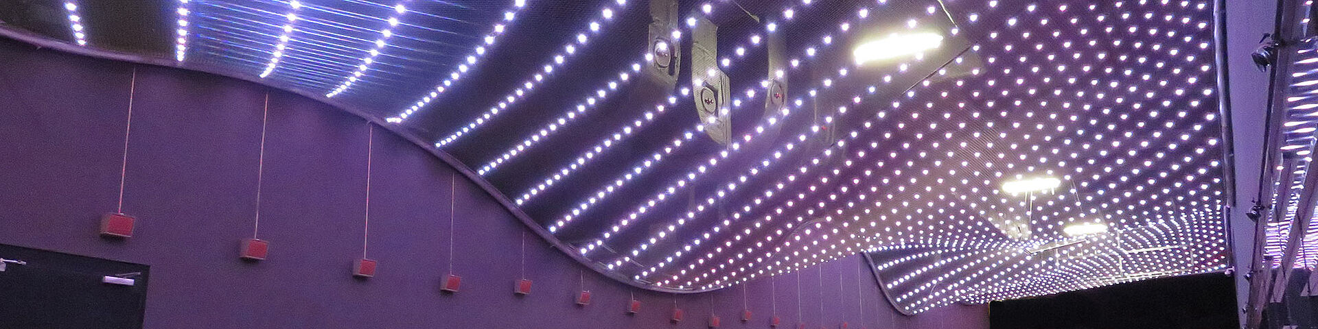 LED Light ceilings X-LED LED modules