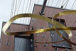 Design mit I-SYS Edelstahl-Seilsystemen horizontale Verspannung