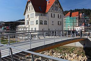 Landesgartenschau I-SYS Edelstahl-Seilsystem Geländerseile