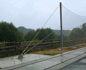 Seilaussteifung I-SYS Edelstahl Seilsystem