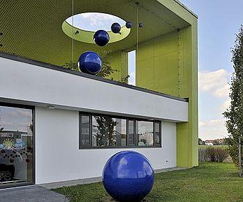 X-TEND Edelstahlseilnetz Pailletten Add-Ons Dekoration
