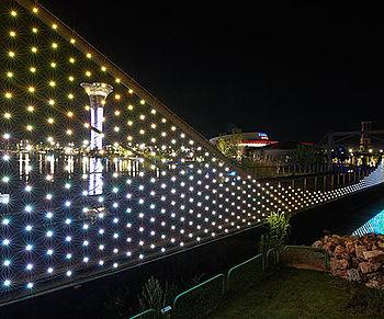 LED Modules X-LED Railings design