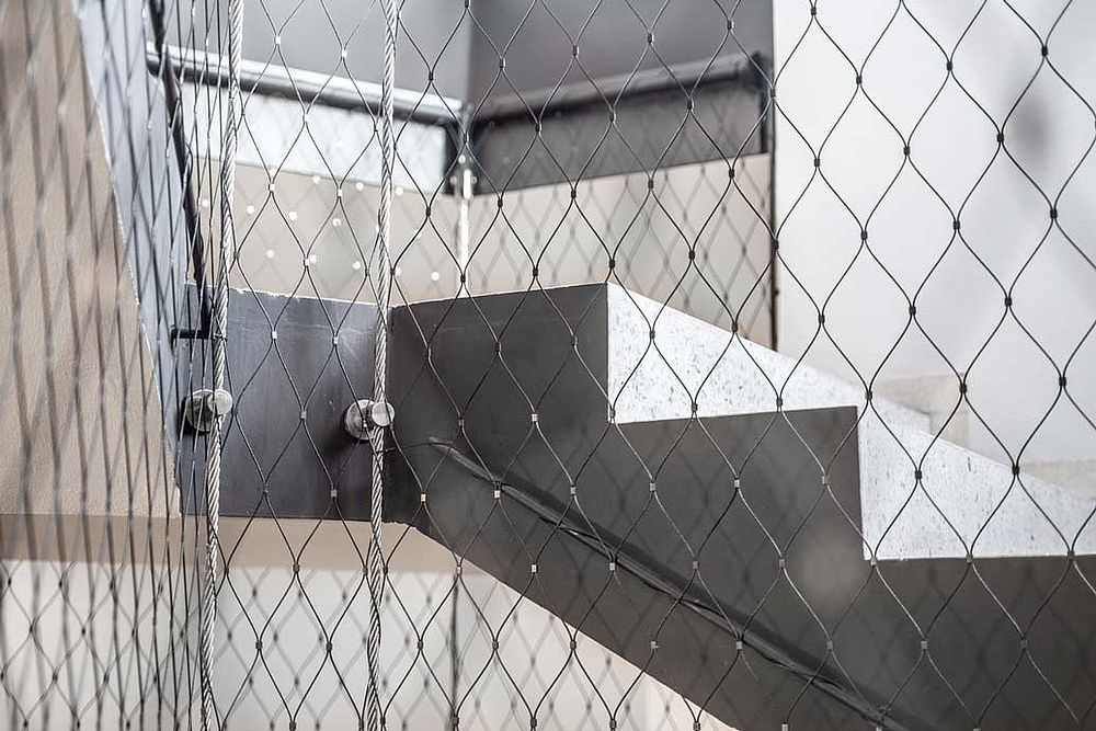 staircase safety net X-TEND