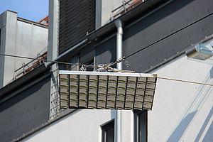 Lampenabhängung I-SYS Edelstahl-Seilsystem