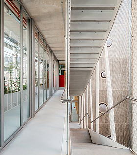 Vil·la Uránia Barcelona Carl Stahl Architektur Fassadensicherung