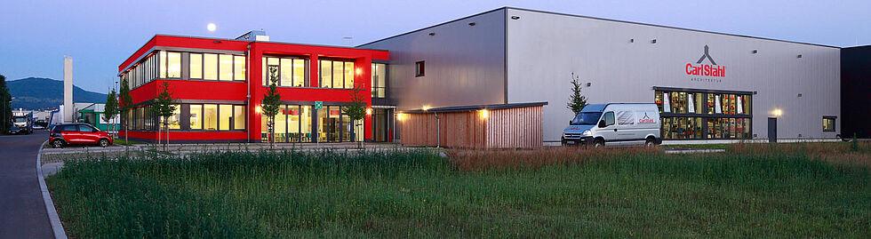 Société Carl Stahl Architecture