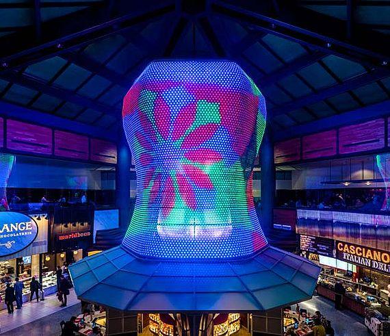 Airport-New-Ark-Illumination-X-LED-LED-Lichtdesign-Carl-Stahl-Architektur