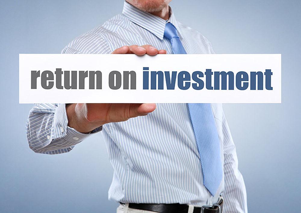 Return on Investment LED Module Medienfassade