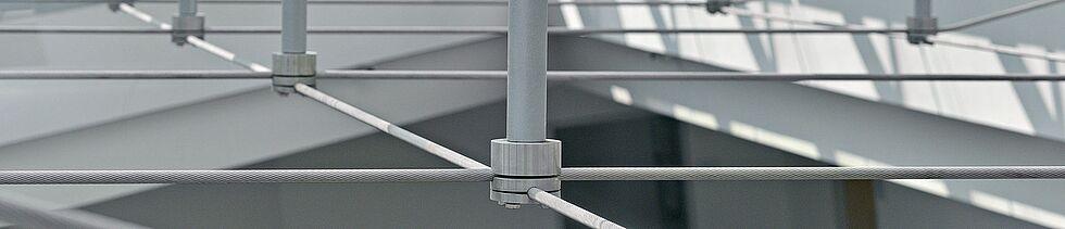 Systèmes de câbles en acier inoxydable