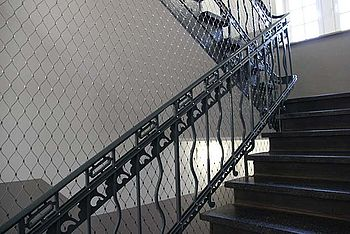 Mise aux normes de cage d'escalier