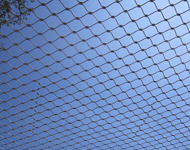 Repair Carl Stahl Architecture zoo enclosures