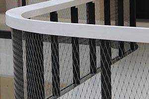Geländer Galerie Geländerfüllung X-TEND