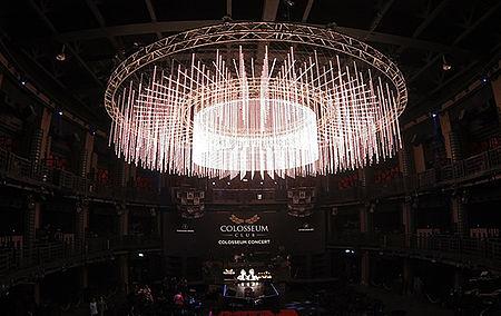 Lichtskulpturen LED Lichtdesign X-LED LINE Carl Stahl Architektur