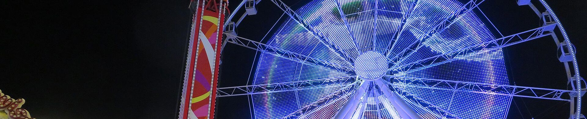 Wheel of the World Dubai X-LED Carl Stahl