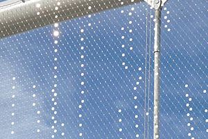 Brücke Absturzsicherung X-TEND Add-Ons Pailletten Netz