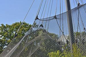 Zoo Hannover Schimpansenanlage X-TEND