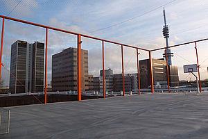 Ballfangnetz Schutznetz Ravel Residence X-TEND Colours