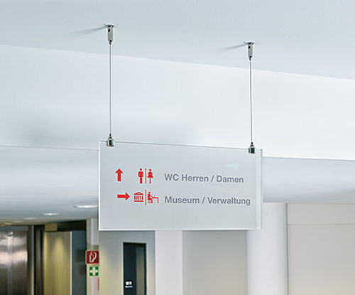 POSILOCK suspension system signs