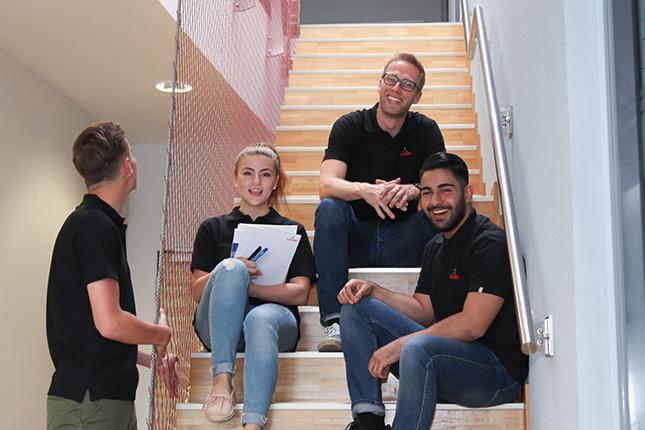 Ausbildung und Studium bei Carl ARC GmbH